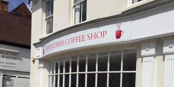 Fountains Coffee Shop 2