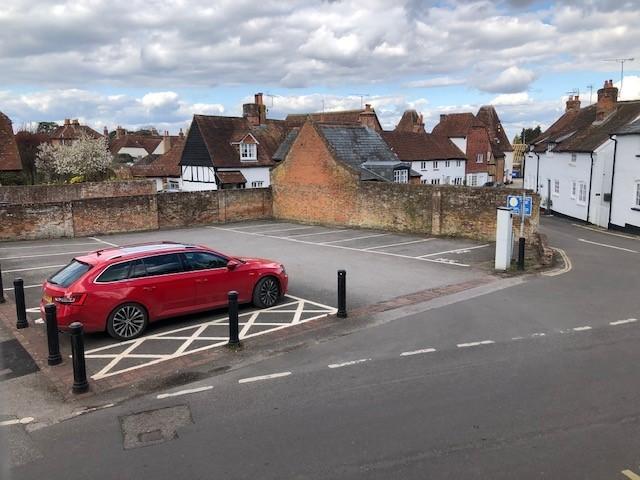 The Bury car park